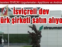 İsviçreli Straumann Holding, Batıgrup'u Satın Aldı