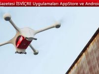Otonom drone'lu teslimat ağı İsviçre'de kullanıma sunuluyor