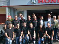 Honda Baumann 10. yılını kutladı