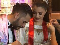 Ümmühan ve Serkan Doğan dillere destan düğünle evlendi