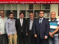 YTB Başkanı Köse'den Cenevre'deki Türklere ziyaret