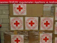 İsviçre'den Donbas sakinlerine insani yardım