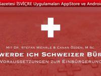 Wie werde ich Schweizer Bürger?