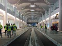 3. havalimanının yüzde 71'i tamamlandı