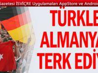 Türkler Almanya'dan dönme eğiliminde