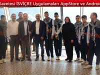 İsviçre'den gidip Diyarbakırlı Zihinsel Engelli Gençler Boğaz Turu Yaptırdılar
