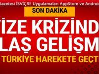 Türkiye'den kritik vize hamlesi!