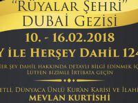 İsviçre Diyanet Vakfı ile Dubai Gezisi