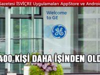 General Electric 1400 Kişi'yi İşten çıkarıyor