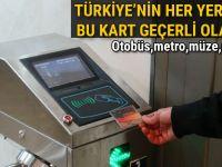 """""""TÜRKİYE KART"""" geliyor"""