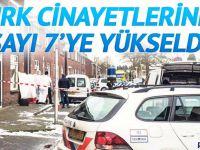 Türk cinayetlerinde sayı 7'ye yükseldi