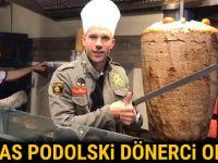 Lukas Podolski dönerci oldu!