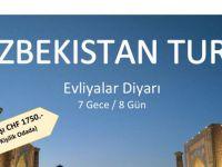 Evliyalar Diyarı ÖZBİKASTAN Turu / 7 Gece 8 Gün