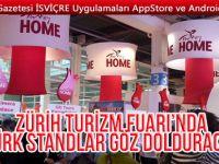 Türk Turizmciler Zürih Turizm Fuarına Hazır