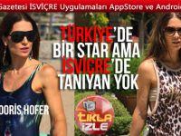 TÜRKİYE'DE BİR STAR AMA İSVİÇRE'DE TANIYAN YOK