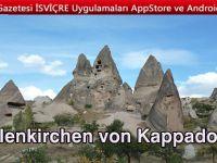 Türkei Sehenswürdigkeiten: Höhlenkirchen von Kappadokien