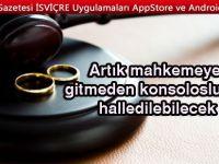 Gurbetçilerin boşanma kolaylığı resmi gazetede yayınlandı…
