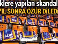 21 yıl sonra Türklerden özür dilediler