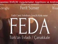 """""""FEDA"""" İSİMLİ TİYATRO GÖSTERİSİNE DAVETLİSİNİZ"""