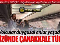 Gökyüzünde Çanakkale Türküsü