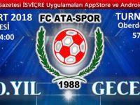 FC ATASPOR 30.YIL GECESİNE DAVET