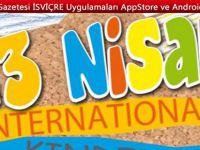 KREUZLİNGEN'DE 23 Nisan Ulusal Egemenlik ve Uluslararası Çocuk Bayramı