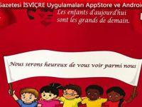 CENEVRE-LOZAN 23 Nisan Ulusal Egemenlik ve Uluslararası Çocuk Bayramı