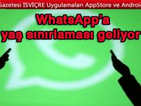 WhatsApp'a 16 yaş sınırı gelebilir!