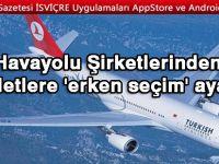 Uçak biletlerine ücretsiz seçim düzenlemesi