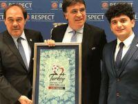 TFF, Euro 2024 dosyasını UEFA'ya sundu