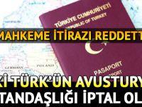 Çifte vatandaş Türklere mahkemeden kötü haber