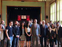 Atatürk'ü Anma Gençlik ve Spor Bayramı kutlandı