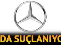 Mercedes de manipülasyon yapmakla suçlanıyor