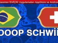 Brezilya - İsviçre / Dünya Kupası