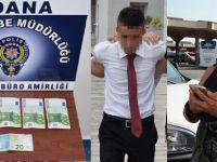 Muavin 200 lira bahşiş veren GURBETÇİ kadını soydu