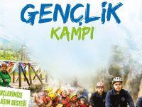 Yurtdışında yaşayan gençlere Antalya'da ücretsiz kamp