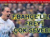 Fenerbahçeliler Frey'i çok sevecek