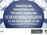 3 T NETWORKİNG TOPLANTISI
