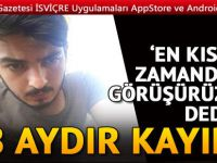 Gurbetçi aile 8 aydır kayıp Hacı'yı arıyor