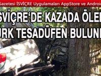 Türk vatandaşı trafik kazasında vefat etti