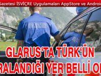 Türk'ün silahla yaralandığı yer belli oldu