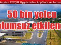Ordu-Giresun Havalimanı'nda sefer iptalleri artıyor