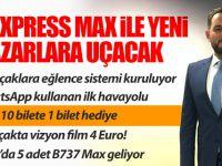 SunExpress Anadolu'yu Avrupa'ya bağlıyor