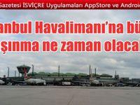 İstanbul'daki iki havalimanında bütün uçuşlar iptal olacak!