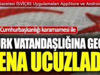 Türk vatandaşlığı ucuzladı