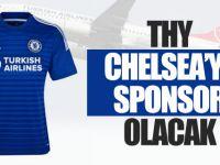 THY Chelsea'ye sponsor oluyor