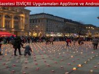 İsviçre'de yoksullara destek dayanışması