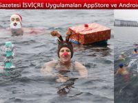 Cenevre'de Noel Kupası yüzme festivali