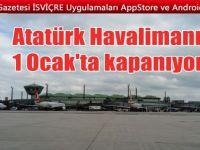 İstanbul'dan uçuşu olanlar dikkat