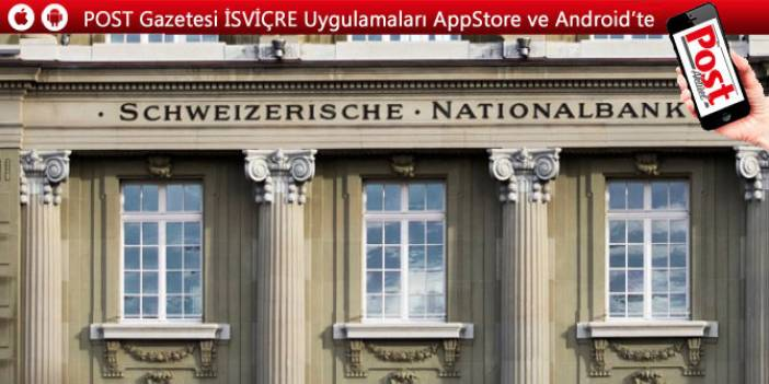 SNB 30 milyar CHF kar bekliyor